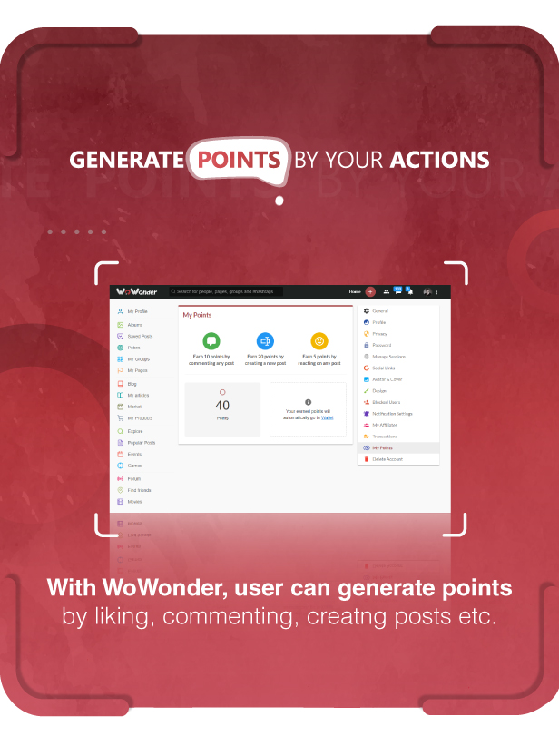 WoWonder - The Ultimate PHP Social Network Platform - 13